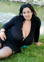 horny Marina milf